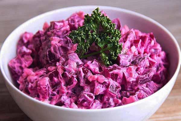 Простые рецепты. Салат мясной.